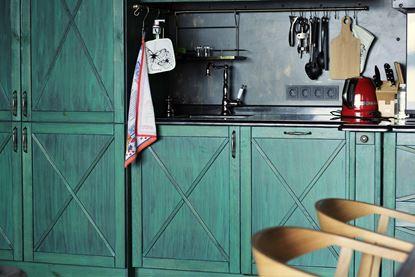 Изображение Кухонный гарнитур KG004