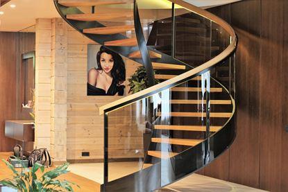 Изображение Винтовая лестница